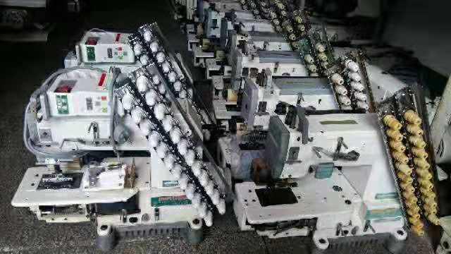 Jimo Silver Arrow Multi-needle Machine (1)