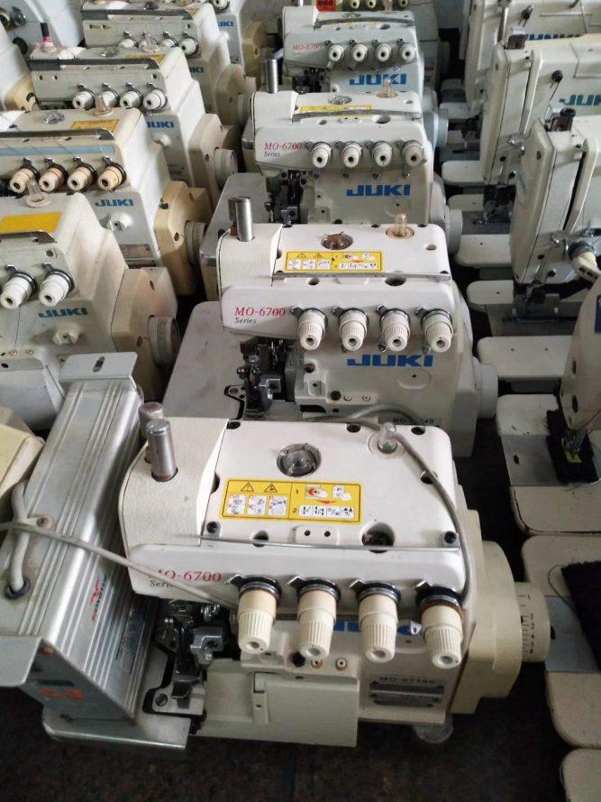 Used sewing machine Heavy machine brand 6714 sewing machine